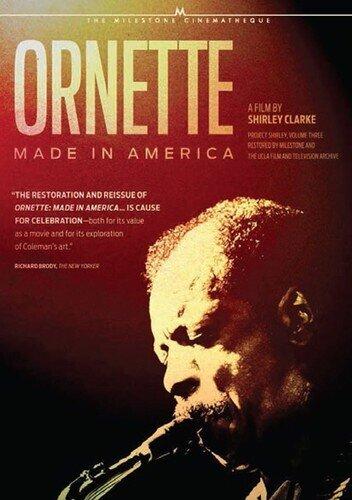 Ornette: Made in America (1985) (s/w)