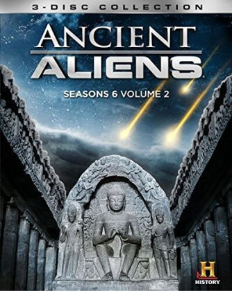 Ancient Aliens Ssn 6 Vol 2 (3 Blu-rays)