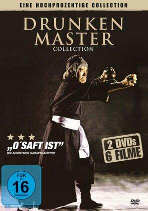Drunken Master Collection (2 DVDs)