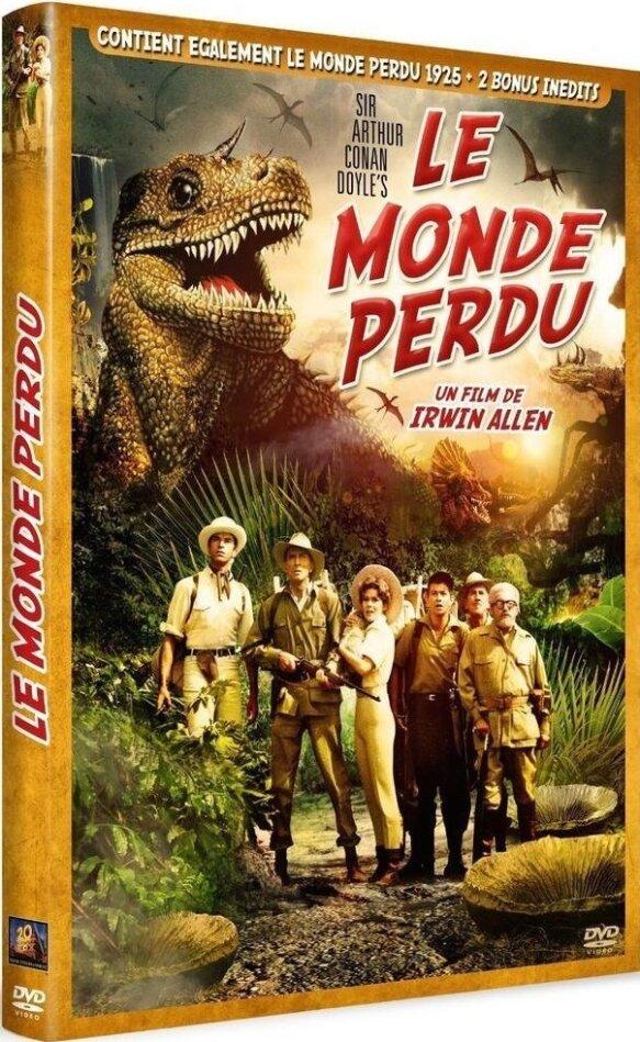 Le monde perdu (1960) (Remastered)