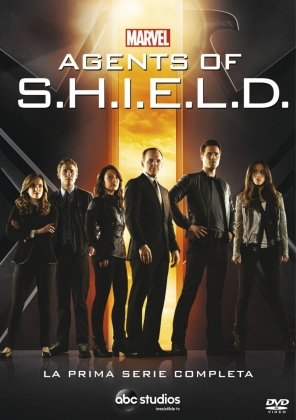 Agents of S.H.I.E.L.D. - Stagione 1 (6 DVD)