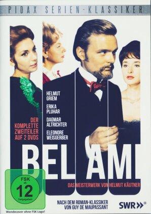 Bel Ami - Der komplette Zweiteiler (1968) (Pidax Serien-Klassiker, s/w, 2 DVDs)