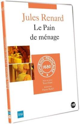 Le Pain de ménage de Jules Renard (1979) (Comédie-Française 1680)