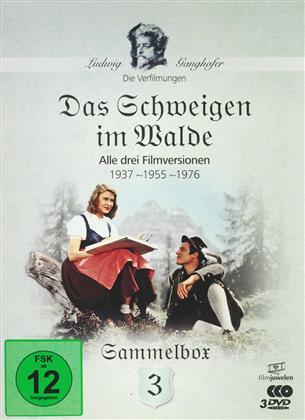 Das Schweigen im Walde - Sammelbox 3 - 1937 / 1955 / 1976 (3 DVDs)