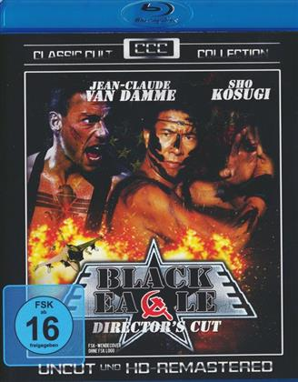 Black Eagle (1988) (Classic Cult Collection, Director's Cut, Remastered, Uncut)