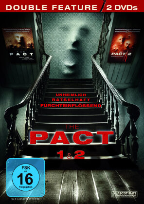 The Pact (2012) / The Pact 2 (2014) (2 DVDs)