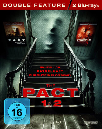 The Pact (2012) / The Pact 2 (2014) (2 Blu-rays)