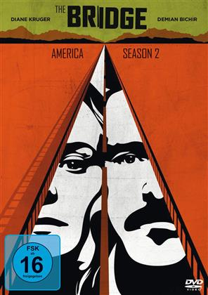 The Bridge - America - Staffel 2 (4 DVDs)