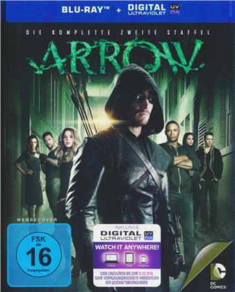 Arrow - Staffel 2 (4 Blu-rays)