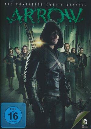 Arrow - Staffel 2 (5 DVDs)