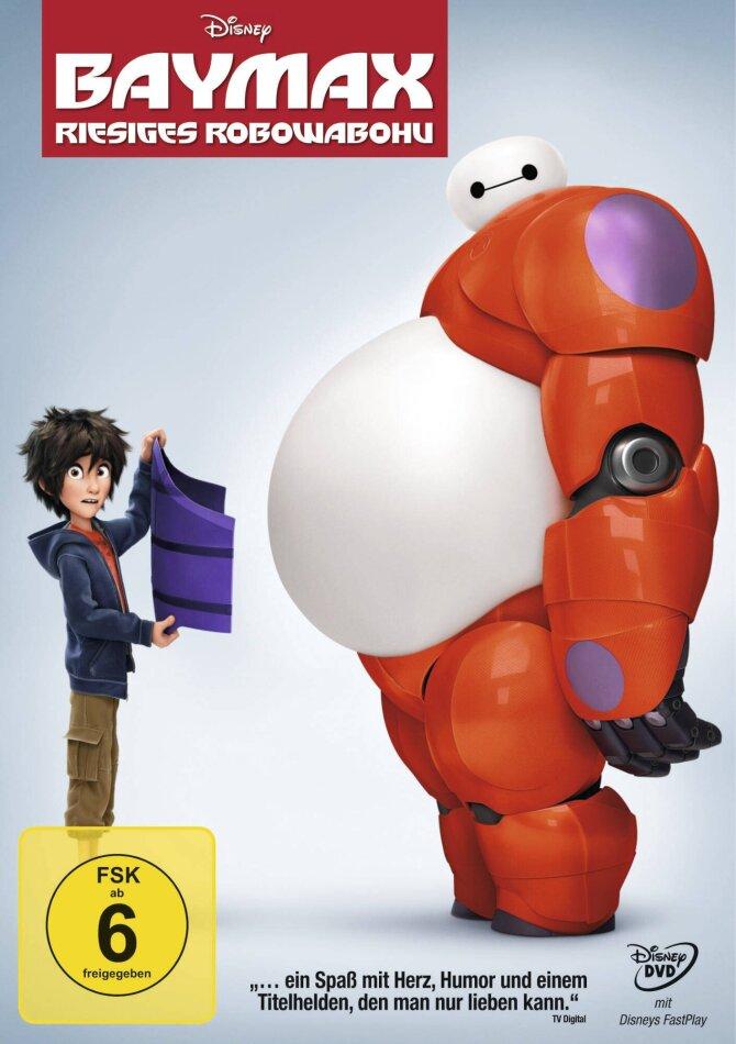 Baymax - Riesiges Robowabohu (2014)