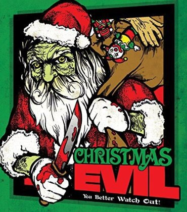 Christmas Evil - You Better Watch Out (1980) (Blu-ray + DVD)