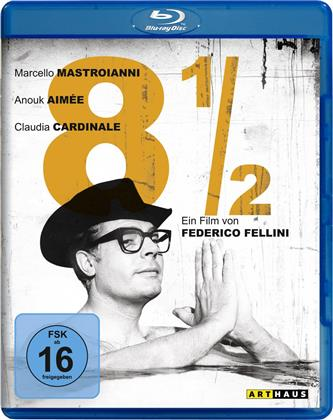 8 1/2 (1963) (Arthaus, s/w)