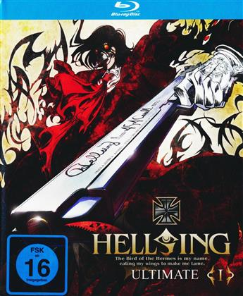 Hellsing - Ultimate OVA 1 (Digibook)