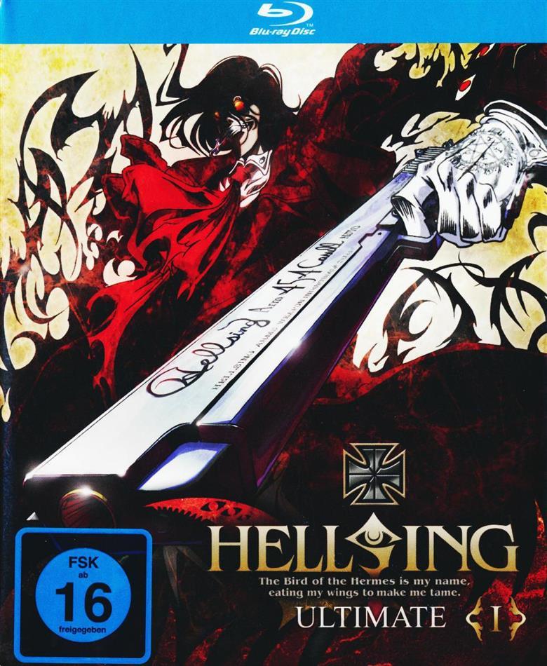 Hellsing - Ultimate OVA 1 (Digibook)