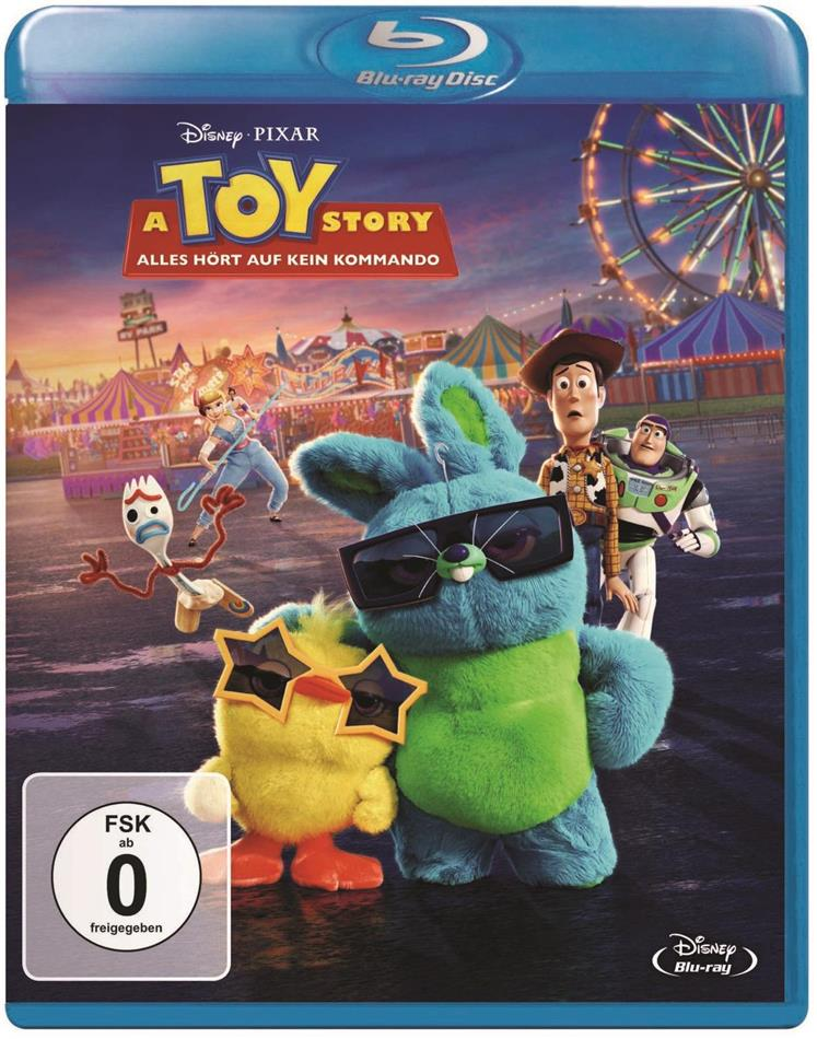 Toy Story 4 - A Toy Story (2019)