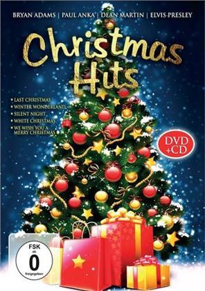 Various Artists - Christmas Hits (DVD + CD)