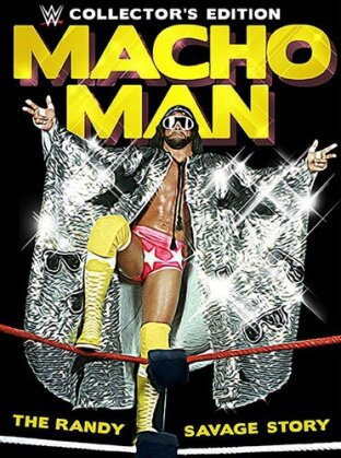 WWE: Macho Man - The Randy Savage Story (Collector's Edition, 6 DVDs)