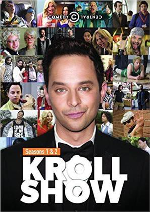 Kroll Show - Seasons 1 & 2 (3 DVDs)
