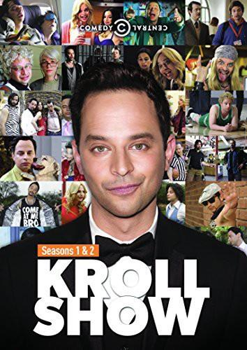 Kroll Show - Seasons 1 & 2 (3 DVDs)