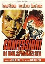 Confessioni di una spia nazista - Confessions of a Nazi Spy (1939)