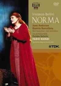 Orchestra Europa Galante, Fabio Biondi, … - Bellini - Norma (TDK)