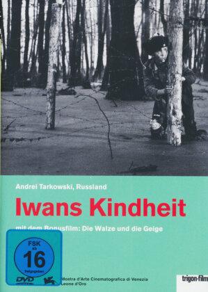 Iwans Kindheit - inkl. Bonusfilm: Die Walze und die Geige (1962) (Trigon-Film)