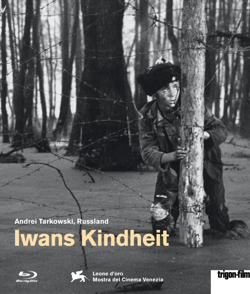 Iwans Kindheit (1962) (Trigon-Film, Restaurierte Fassung)