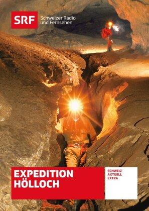 Schweiz Aktuell Extra - Expedition Hölloch - SRF Dokumentation (2 DVDs)