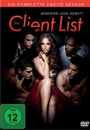 The Client List - Staffel 2 (4 DVDs)