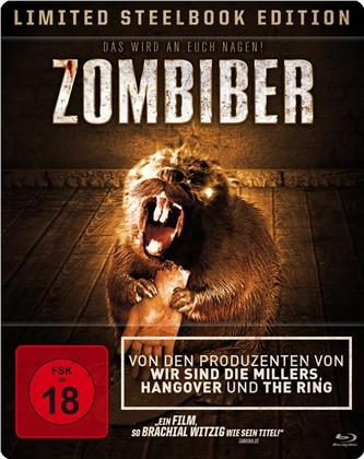 Zombiber (2014) (Limited Edition, Steelbook)