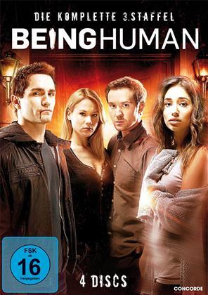 Being Human - Staffel 3 (2013) (4 DVDs)