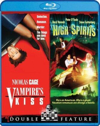 Vampire's Kiss (1988) / High Spirits (1988)