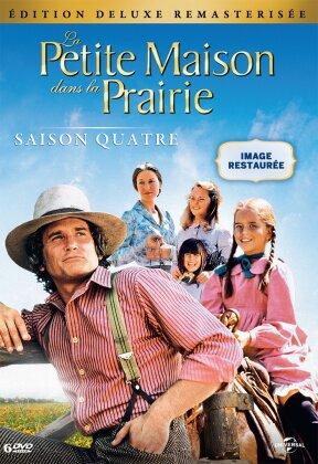La petite maison dans la prairie - Saison 4 (Deluxe Edition, Remastered, 6 DVDs)