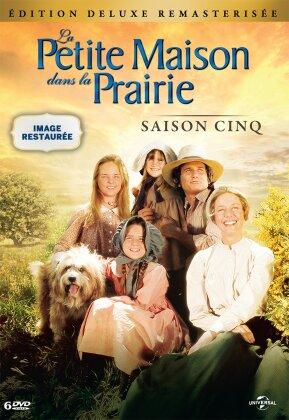 La petite maison dans la prairie - Saison 5 (Remastered, 6 DVDs)