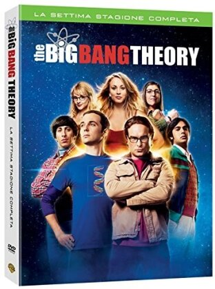 The Big Bang Theory - Stagione 7 (3 DVDs)