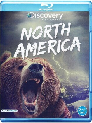 North America - Discovery Channel (2 Blu-rays)