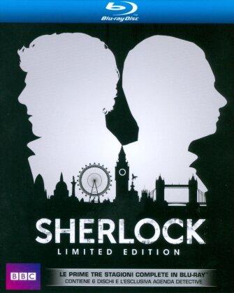 Sherlock - Stagioni 1-3 (Limited Edition 6 Dischi) (BBC)