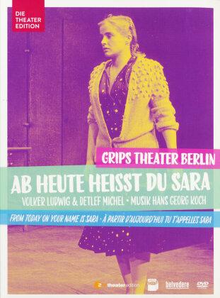 Ab heute heisst du Sara - Grips Theater Berlin (1990) (Die Theater Edition, 2 DVDs)