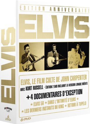 Elvis Presley - (Édition Anniversaire 6 DVD)