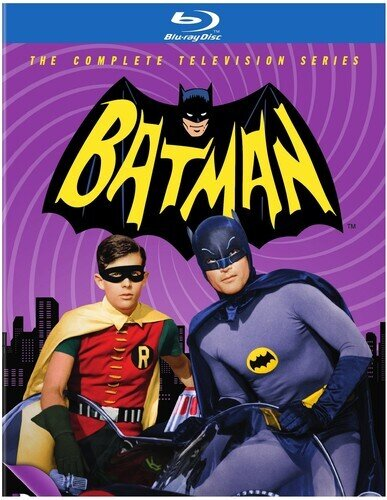 Batman: The Television Series - The Complete Series (13 Blu-rays)