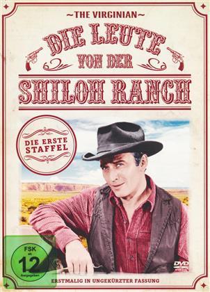 Die Leute von der Shiloh Ranch - Staffel 1 (Uncut, 5 DVDs)