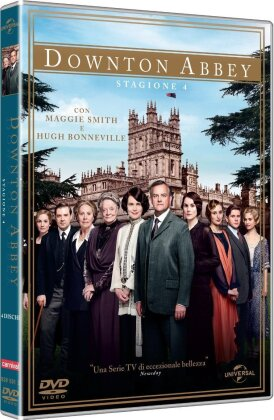 Downton Abbey - Stagione 4 (4 DVDs)
