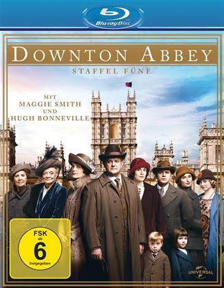 Downton Abbey - Staffel 5 (3 Blu-rays)