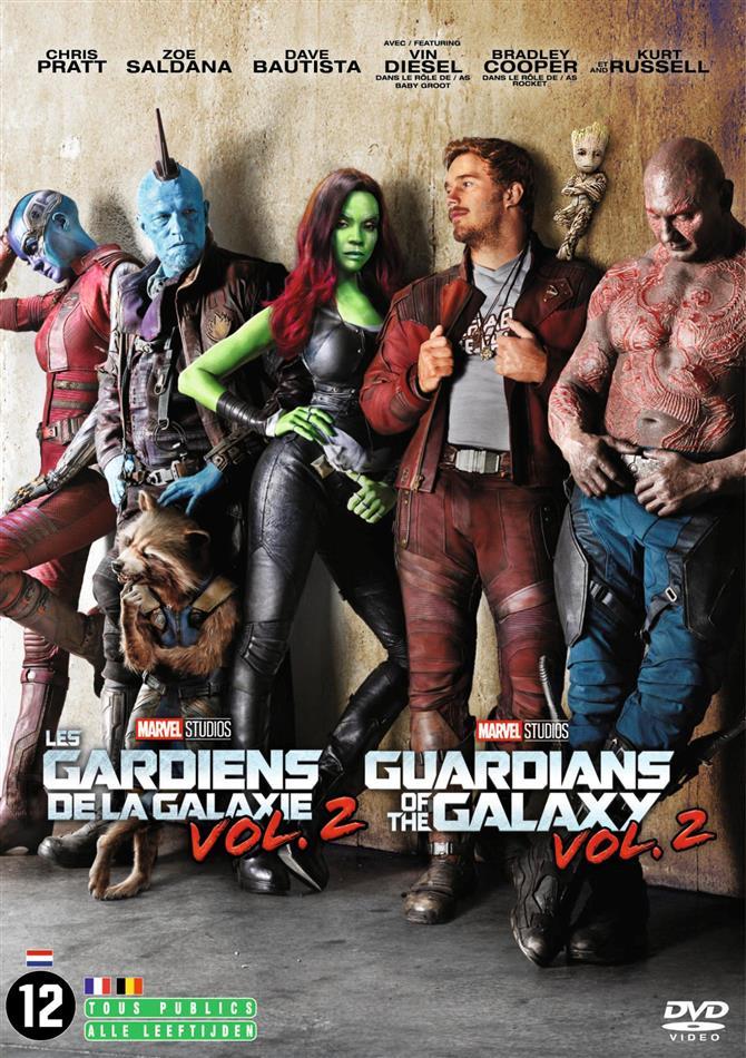 Les Gardiens de la Galaxie - Vol. 2 - Guardians of the Galaxy - Vol. 2 (2017)