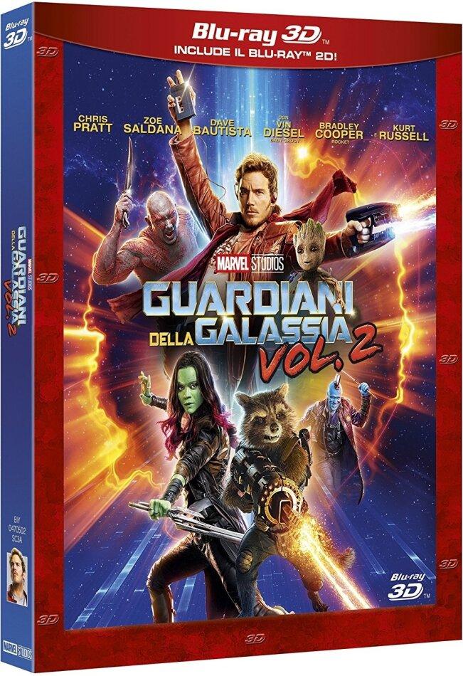 Guardiani della Galassia - Vol. 2 (2017) (Blu-ray 3D (+2D) + Blu-ray)
