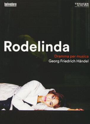 Concentus Musicus Wien, Nikolaus Harnoncourt, … - Händel - Rodelinda (Belvedere, 2 DVDs)