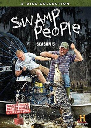 Swamp People - Season 5 (5 DVDs)