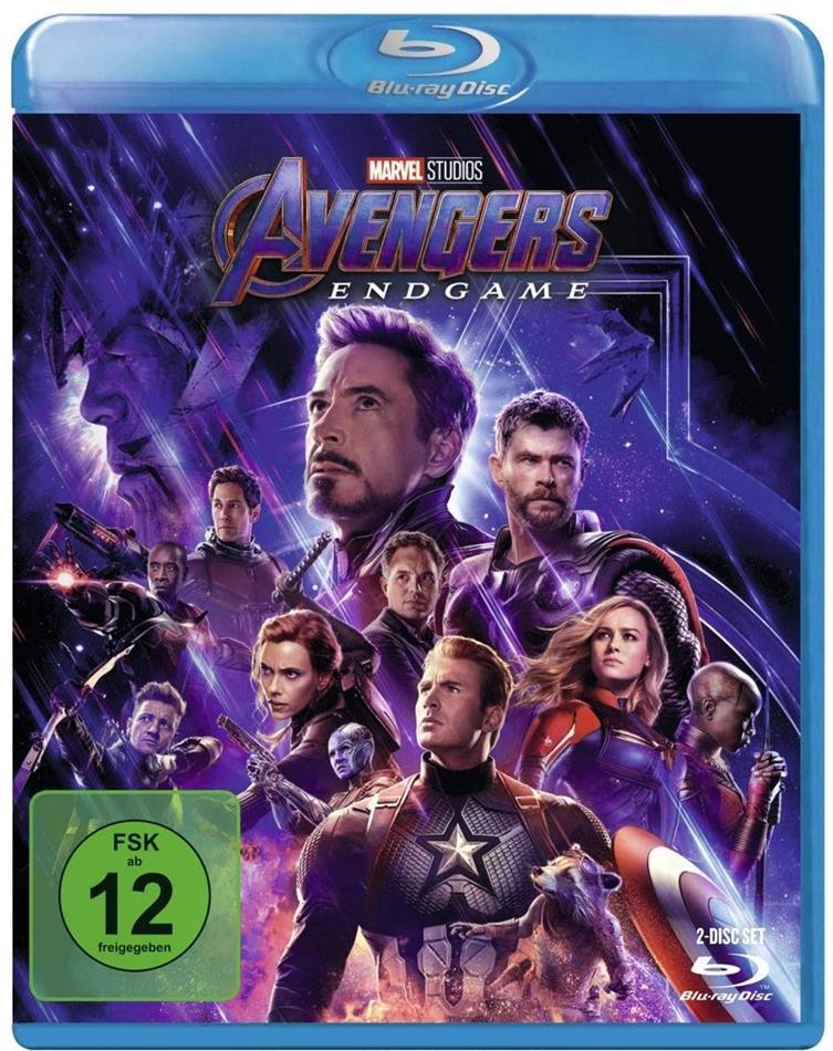 Avengers 4 - Endgame (2019) (2 Blu-rays)
