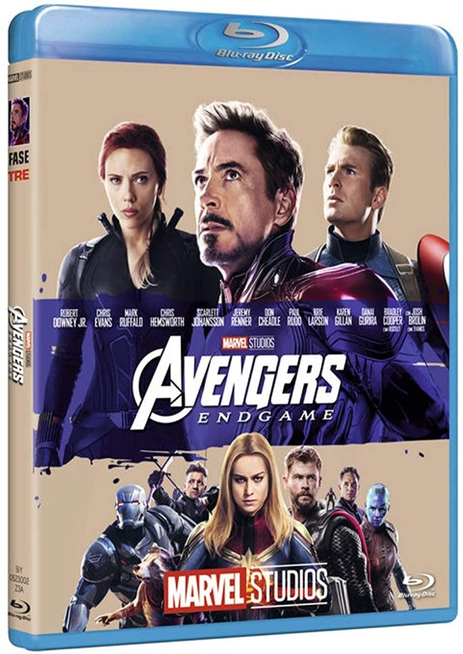 Avengers 4 - Endgame (2019) (2 Blu-ray)